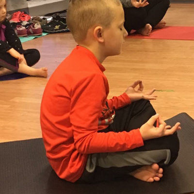 Family & Children's Yoga