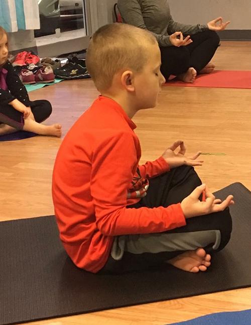 Family & Children's Yoga