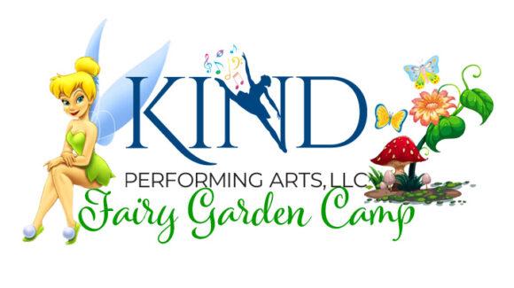 Fairy Garden Camp